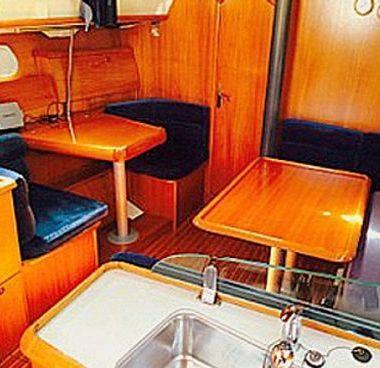 Barca a vela Jeanneau Sun Odyssey 40 (2002)-2
