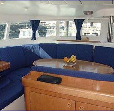Catamaran Lagoon 410 S2 (2002)-4