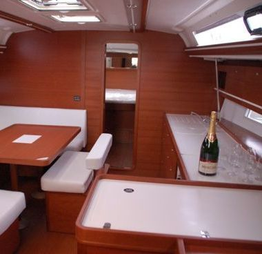 Barca a vela Dufour 445 Grand Large (2012)-4