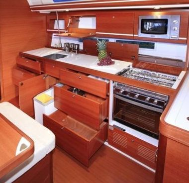 Barca a vela Dufour 450 Grand Large (2013)-2