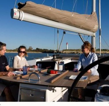 Barca a vela Dufour 500 (2014)-4
