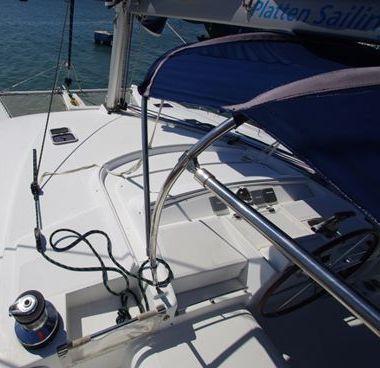 Catamarano Lagoon 440 (2007)-2