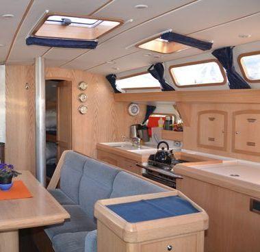 Zeilboot Ovni 445 (2011)-4