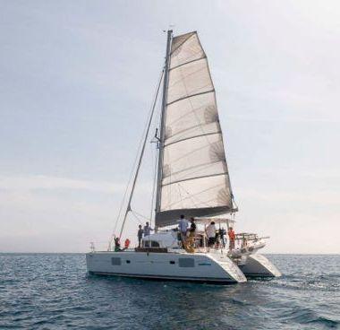 Catamaran Lagoon 380 S2 - 2009 (refit 2015)-2