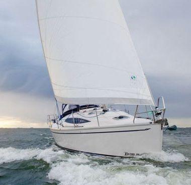Barca a vela Delphia 33 (2011)-4
