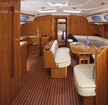 Sailboat Bavaria Cruiser 43 (2009)-2