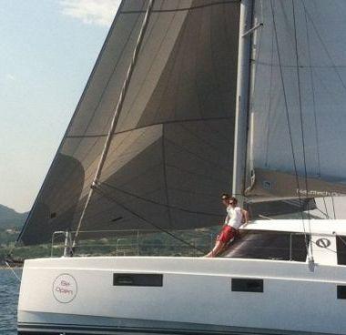 Catamaran Nautitech 40 Open (2014)-4