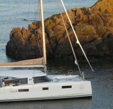Catamaran Nautitech 40 Open (2014)-2
