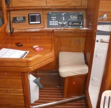Zeilboot Bavaria 31 (2008)-4