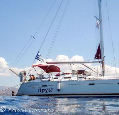 Zeilboot Beneteau Oceanis 393 (2001)-2