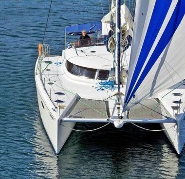 Catamarano Fountaine Pajot Eleuthera 60 (2009)-4