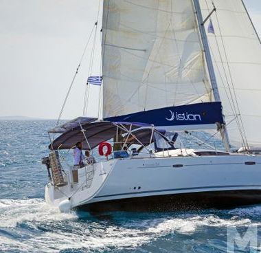 Sailboat Beneteau Oceanis 54 (2009)-2