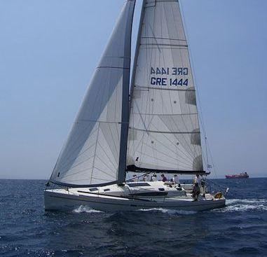 Barca a vela Elan Performance 410 (2009)-4