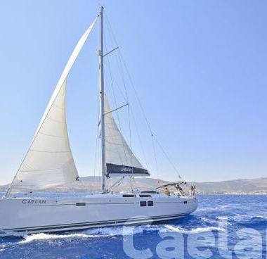 Barca a vela Hanse 505 (2015)-4