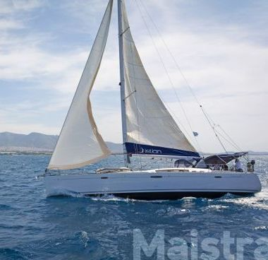 Sailboat Beneteau Oceanis 54 (2009)-4