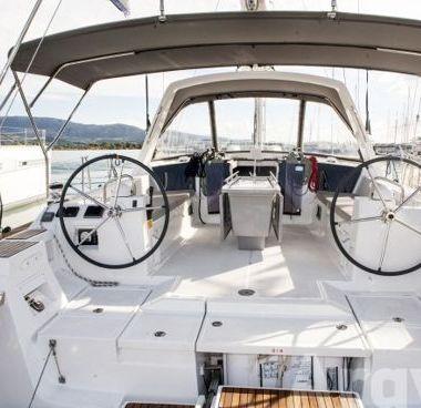 Zeilboot Beneteau Oceanis 45 (2016)-2