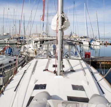 Zeilboot Beneteau Oceanis 45 (2016)-4
