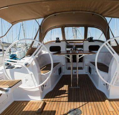 Sailboat Elan Impression 45 (2017)-2