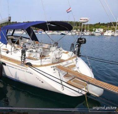 Sailboat Jeanneau Sun Odyssey 54 DS (2007)-2