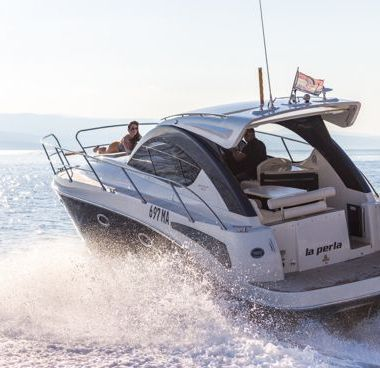 Imbarcazione a motore Pearlsea 31 Hardtop (2020)-4