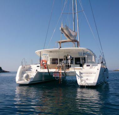 Catamarano Lagoon 450 - 2012 (raddobbo 2019)-2