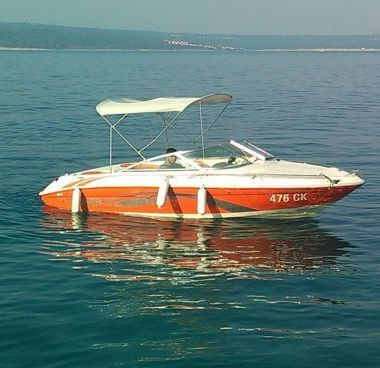 Lancha motora Sea Ray 180 (1999)-4