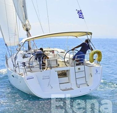 Sailboat Beneteau Oceanis 43 (2008)-2