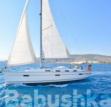 Barca a vela Bavaria Cruiser 40 (2011)-4