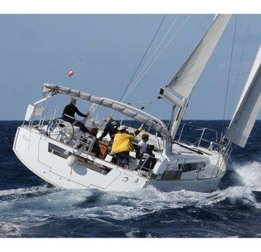 Barca a vela Jeanneau Oceanis 55 (2015)-4