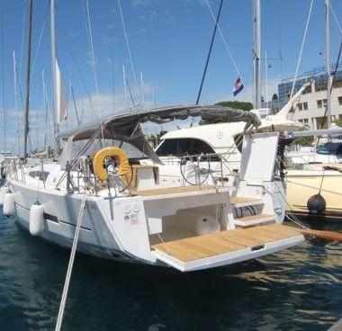 Zeilboot Dufour 560 Grand Large (2015)-2