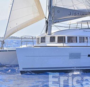 Catamarano Lagoon 380 S2 (2014)-2