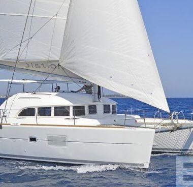 Catamarano Lagoon 380 S2 (2014)-4