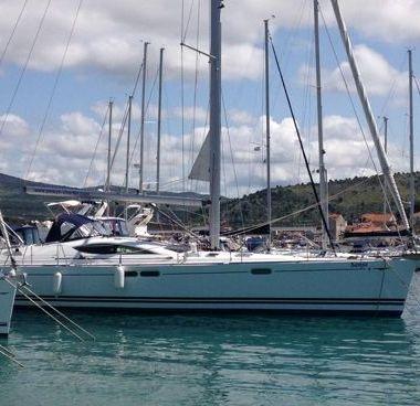 Zeilboot Jeanneau Sun Odyssey 54 DS - 2008 (refit 2016)-2