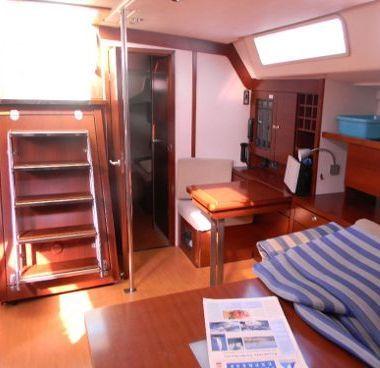 Barca a vela Hanse 540 - 2007 (raddobbo 2019)-4