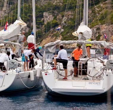 Segelboot Hanse 445 (2012)-4