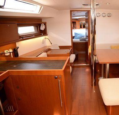 Segelboot Beneteau Oceanis 41 (2014)-4
