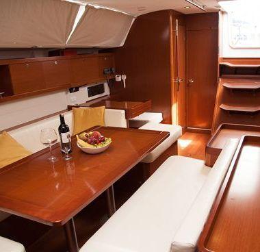 Sailboat Beneteau Oceanis 50 Family (2013)-2
