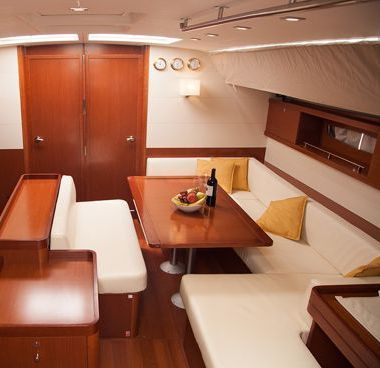 Sailboat Beneteau Oceanis 50 Family (2013)-4