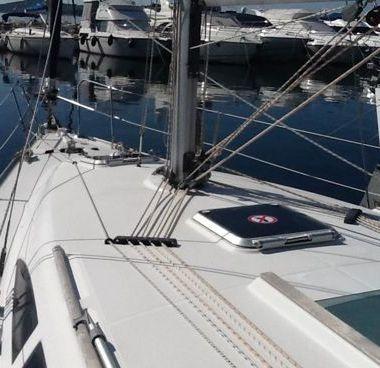 Zeilboot Jeanneau Sun Odyssey 37 (2002)-2