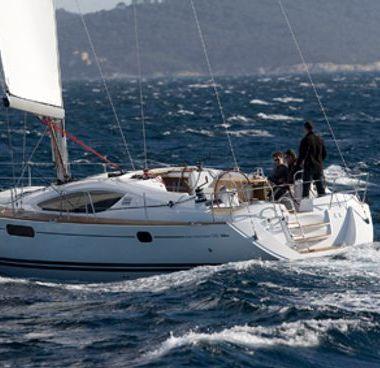 Zeilboot Jeanneau Sun Odyssey 50 DS (2009)-4