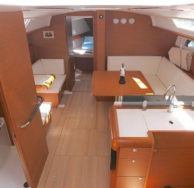 Barca a vela Jeanneau Sun Odyssey 409 (2014)-4