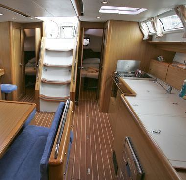 Sailboat Jeanneau Sun Odyssey 44 i (2009)-2