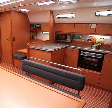 Barca a vela Bavaria Cruiser 50 (2013)-2