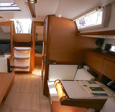 Barca a vela Jeanneau Sun Odyssey 409 (2014)-2