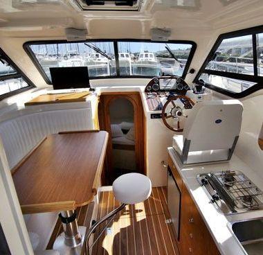 Motorboot Sas Vektor 950 (2015)-4