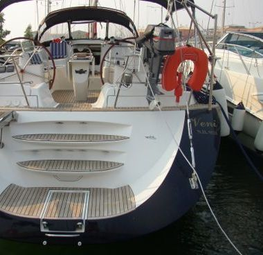 Segelboot Jeanneau Sun Odyssey 54 DS (2007)-2