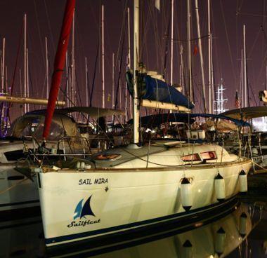 Barca a vela Jeanneau Sun Odyssey 36 i (2011)-2