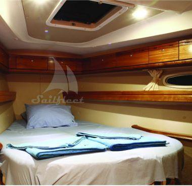 Zeilboot Bavaria Cruiser 42 (2008)-4