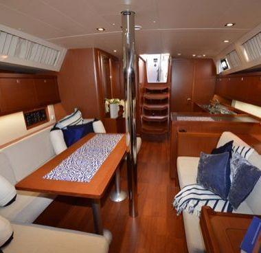 Zeilboot Beneteau Oceanis 41 (2013)-2