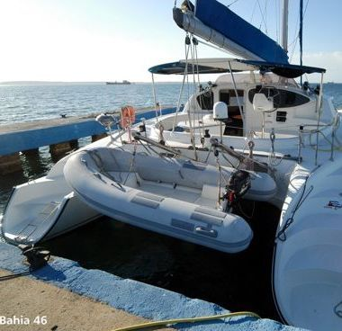 Catamaran Fountaine Pajot Bahia 46 (2004)-2
